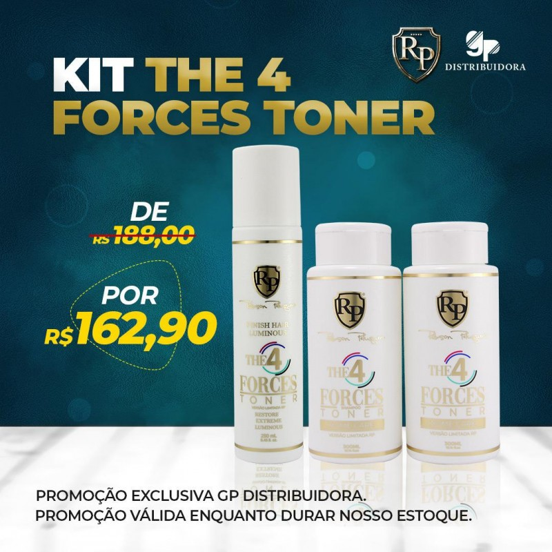 KIT HOME CARE THE 4 FORCE...